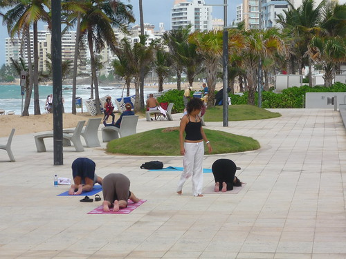 Yoga at la Ventana al Mar, SJ