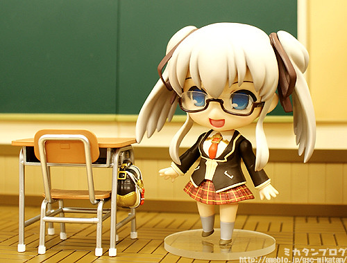Nendoroid Nao Staccato Ver.