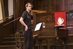 Choir Practice @ Glebe St.James Church