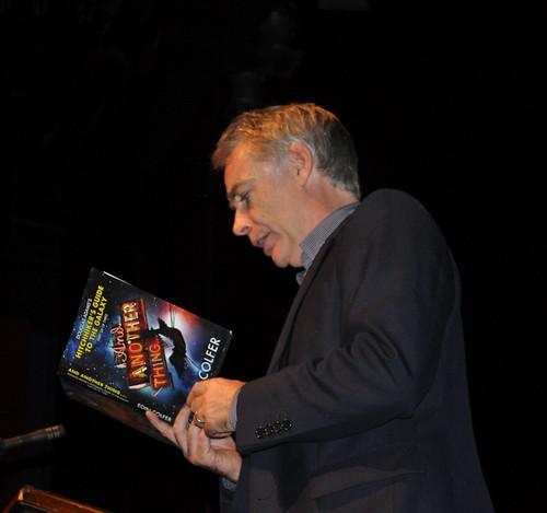 Eoin reading
