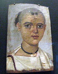 Mummy Portrait of a Boy