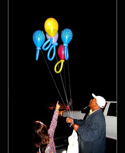 Vendedor de baloes por se.shira.