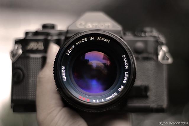 Canon FD 50/1.4