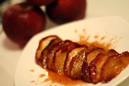 Baked Jonathan Apples