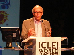ICLEI World Congress 2009 in Edmonton: Mayor S...