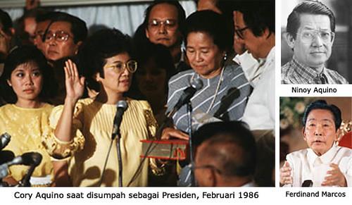 People Power, Cory Aquino, EDSA Revolution, Benigno