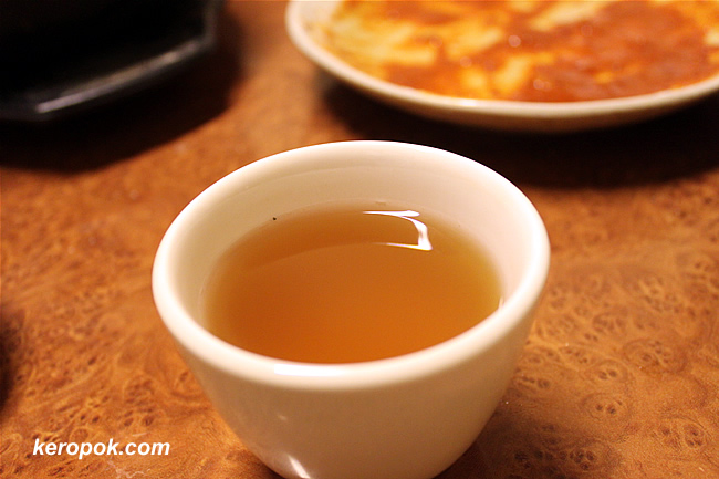 Persimmon Tea