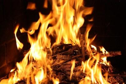 ya no hay niños alrededor del fuego