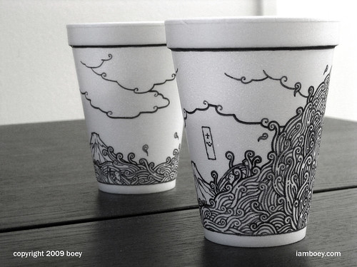 the great wave (1) by Boy Obsolete.