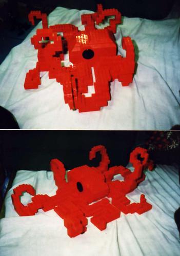 First Octopus