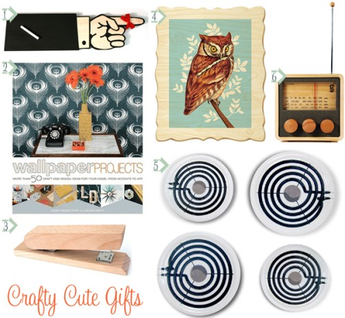 6 Gifts From The Curiosity Shoppe