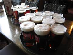 Free beer! London Pride