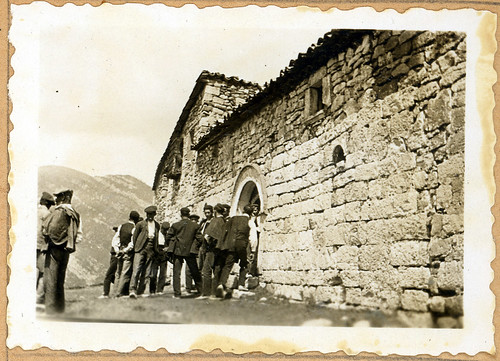 ADACAS - 03-2: Ermita de Ordás, Nueno, Huesca. 1921-1924