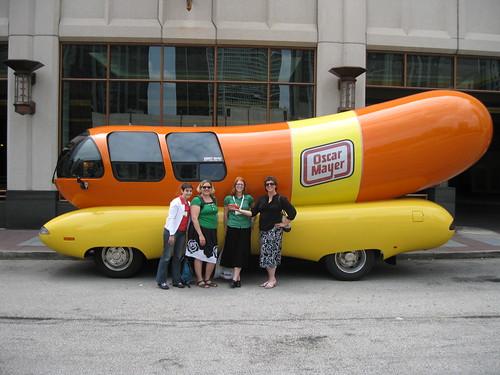 Fab 4 and their dream car