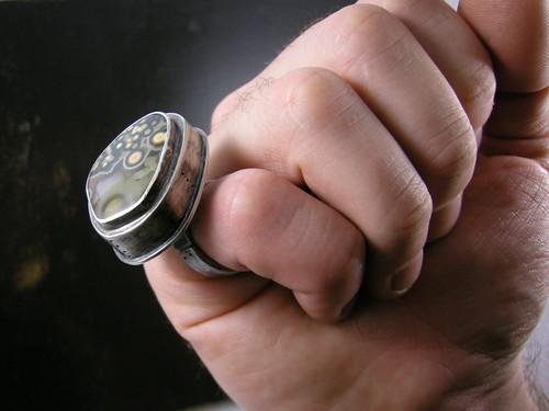 Deep Thought Ring © Bill Martin