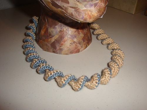 Elegant Spiral Necklace
