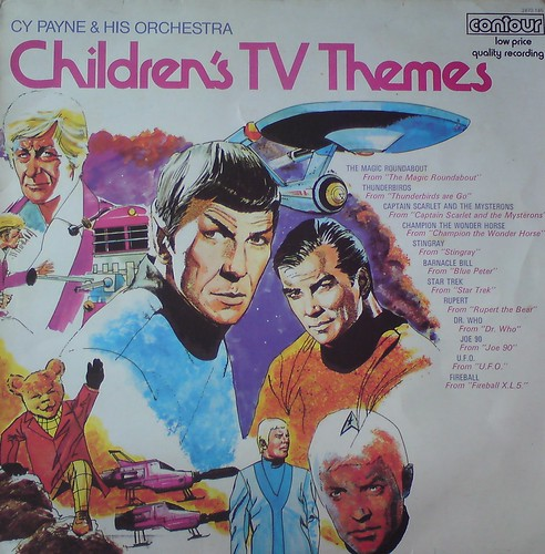 Children's TV Themes