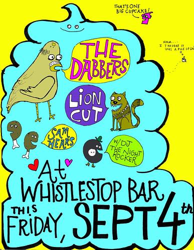 Whistlestop Flyer