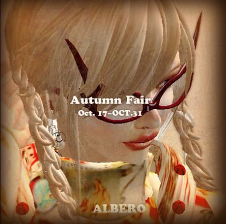 ALBERO autumn fair