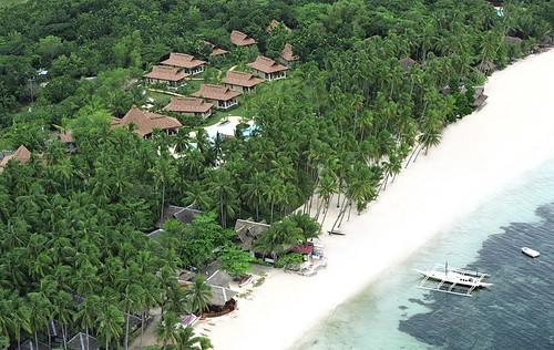 Henann Resort - Bohol (Bird's Eye View)