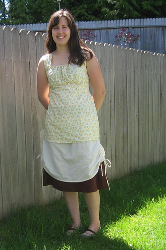 Freshcut with Layered Skirt