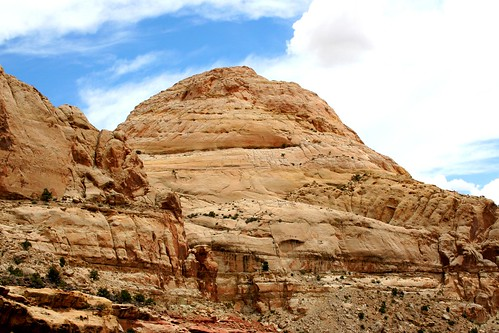 Capitol Dome, Capitol Reef National Park