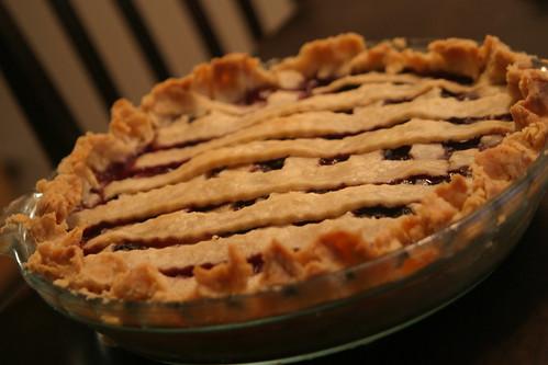 Pie, baked