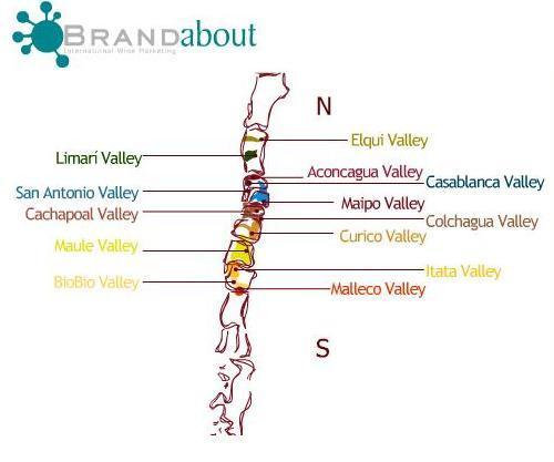 mapa chile brandabout