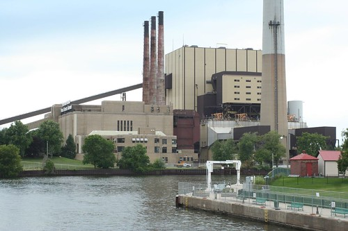 Michigan City power plant