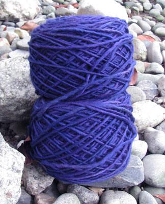 Purple Mystery Malabrigo