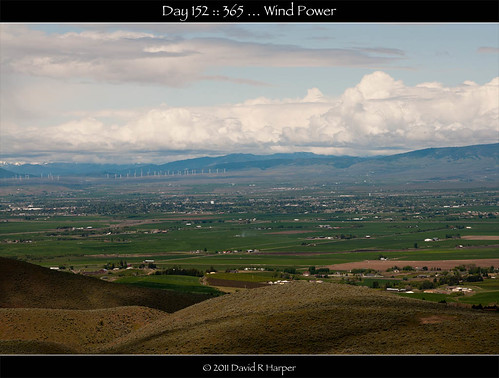 Day 152 :: 365 … Windpower by Echo9er