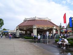 Cedar Point - Midway Carousel