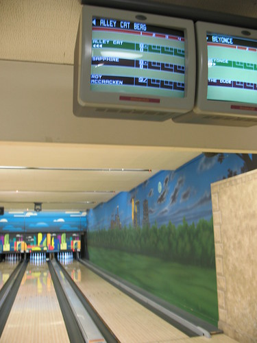 Team Awesome's Lanes