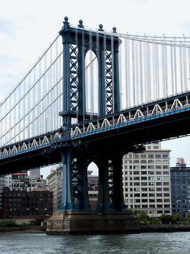 Manhattan Bridge by you.