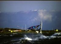 Windsurfing, Varberg 1983