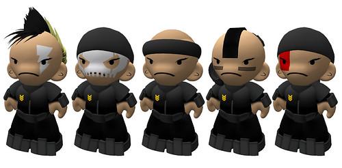 [BUBU] Army III