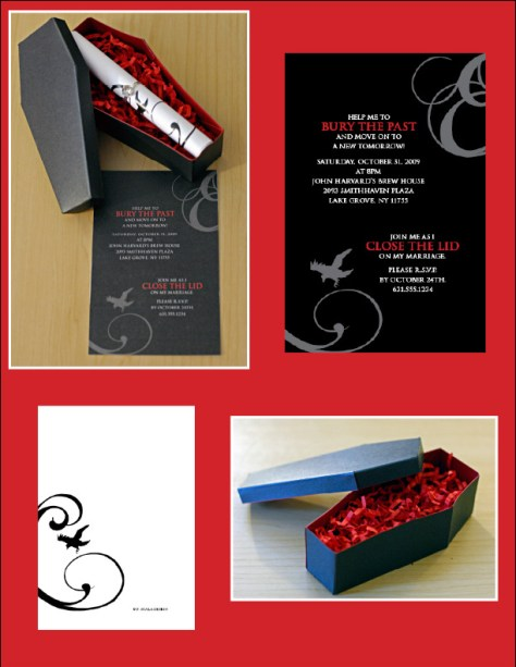 Project 2: Invitations