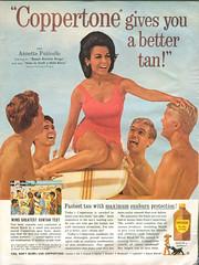 Coppertone - 1965
