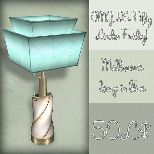Artilleri 50L Friday Preview Pics – Week 11 - Melbourne Lamp in Blue
