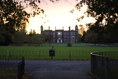 The end is nigh: Charlton House