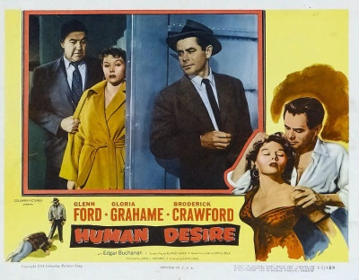 Fritz Lang Human Desire
