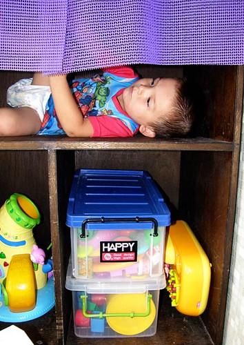 Bookshelf Boy 1
