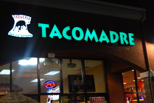 Tacomadre - AKA The Taco Mother, Newhall, CA by you.