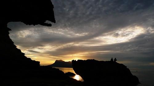 Bako sunset