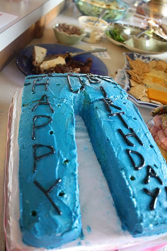 Jeans Cake.