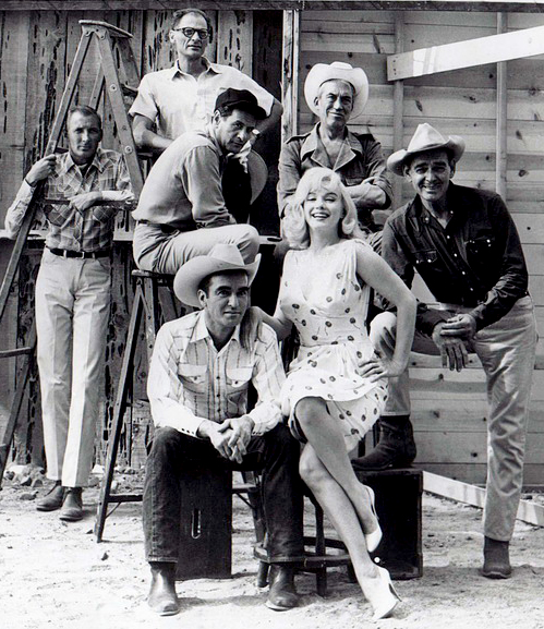 Cast and Crew of The Misfits (1960)