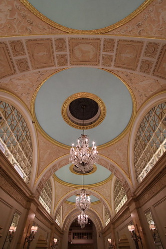 Entryway, Fairmont Copley Plaza II