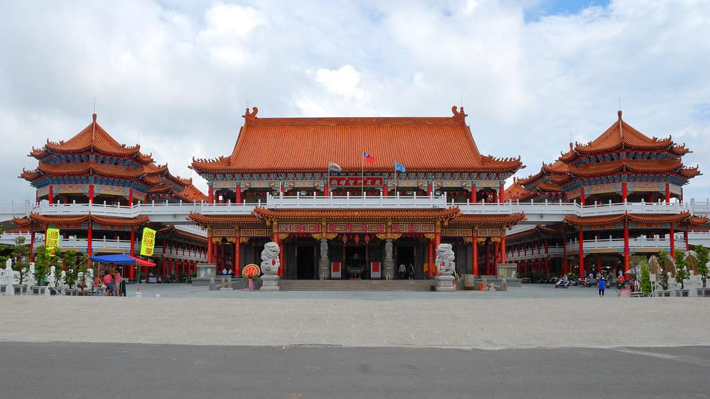 臺南文化古蹟之旅 #2 正統鹿耳門聖母廟 @ 極天法門 :: 痞客邦