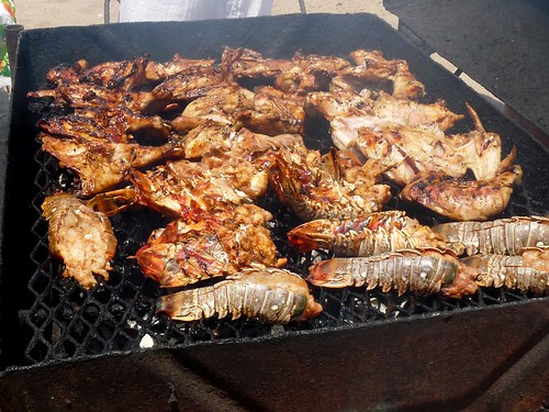Bar-B-Que, Placencia, Belize