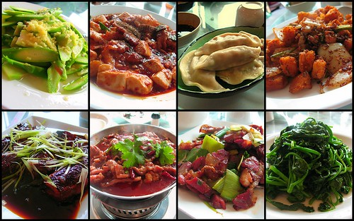 Chengdu 1 Collage (August 2009) by you.